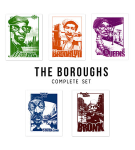 The Boroughs - Complete Set