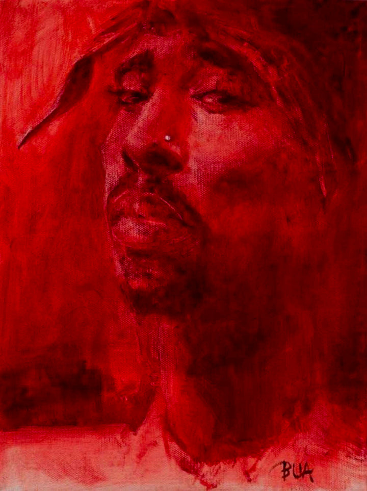 Tupac Red Limited Edition Variant
