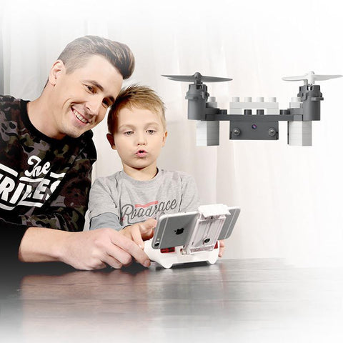 SMRC M3 Blocks DIY Camera Drone