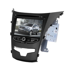 2 DIN Car DVD Player SsangYong Korando