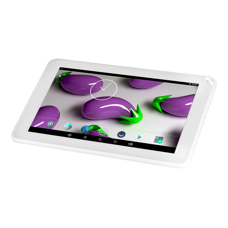 Android Tablet PC - Bluetooth, WiFi, OTG, Quad-Core CPU, 1GB RAM, 16GB SD Card Slot, 9-Inch LCD Display, 3200mAh, 2MP Cam