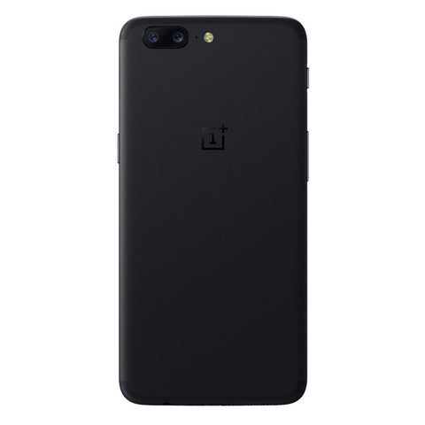 OnePlus 5 Android Phone 128GB (Black)