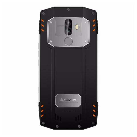 HK Warehouse Blackview BV9000 Pro Rugged Phone - 13MP Cam, 6GB RAM, Octa-Core CPU, IP68, Android 7.1, 4180mAh (Silver)