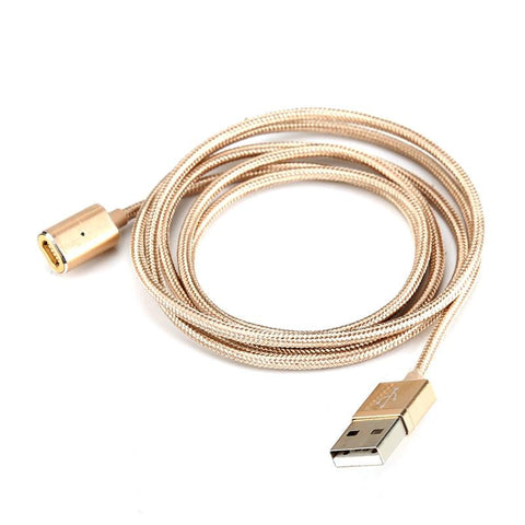 2 In 1 Magnetic USB Cable