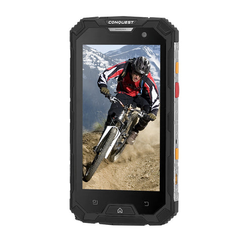 Conquest S8 Rugged Phone 2017 Edition