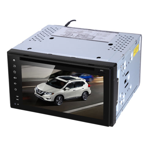 Nissan 2 DIN DVD Player