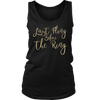 Last Fling Before The Ring Ladies Regular Tank Top Women - 1 color available - PLUS Size S-2XL MADE IN THE USA