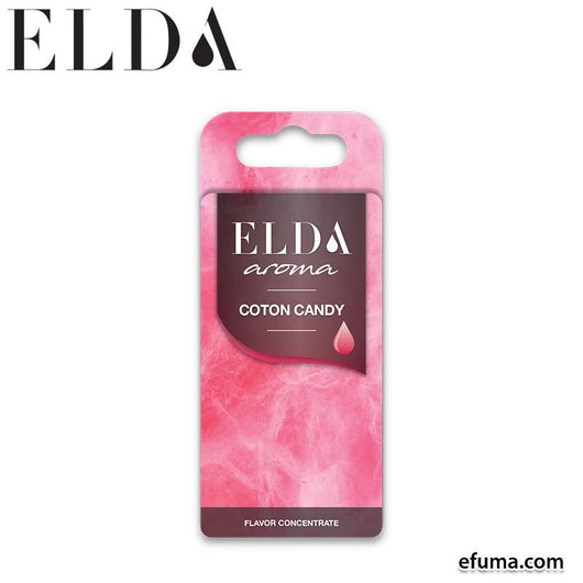 10pcs Elda Coton Candy - 1ml fra Elda