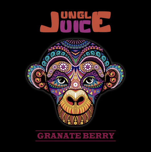30 ml Jungle Juice (VG60_PG40) - GRANATE BERRY fra Jungle Juice