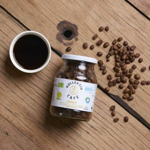 KollektivCafé Honey - Plasticfreeworld