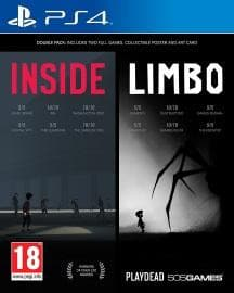 Inside / Limbo Double Pack (PS4)