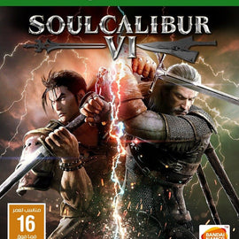 Soul Calibur VI (Xbox One)