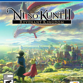 Ni no Kuni II - Revenant Kingdom للبلاي ستيشن 4