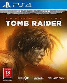 Shadow of the Tomb Raider: Croft Edition (PS4)