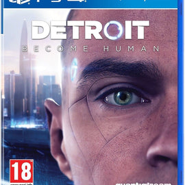 Detroit: Become Human (PS4) Arabic