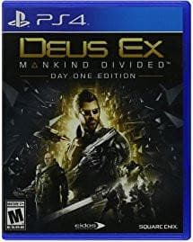 Deus Ex: Mankind Divided - PlayStation 4