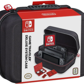 Game Traveler Deluxe System Case for Switch