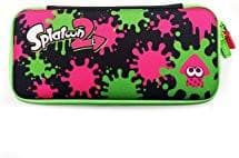 HORI Splatoon 2 Hard Pouch Officially Licensed