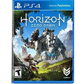 Horizon Zero Dawn PS4 Used Like New