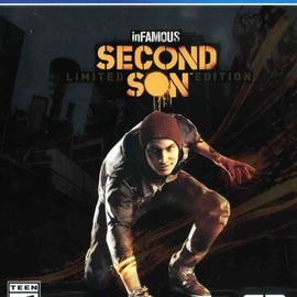 Infamous: Second Son Used like New