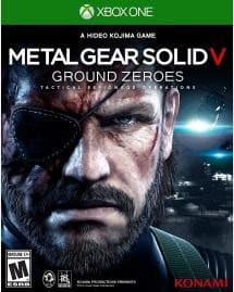 Metal Gear Solid V Ground Zero for Xbox One Used