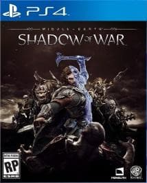 PlayStation 4 - Shadow of War: Middle-Earth