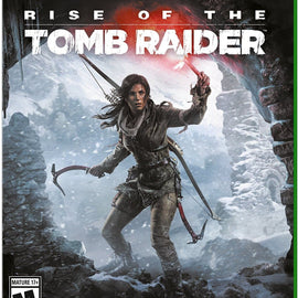 Rise of the Tomb Raider - Xbox One Used Like New