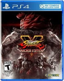 Street Fighter V: Arcade - PlayStation 4 Standard Edition