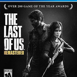 The Last of Us Remastered - PlayStation 4 Used Like New