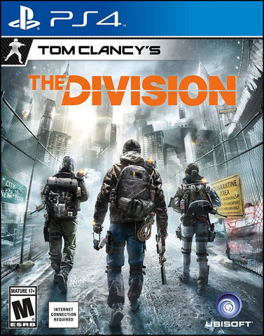 Tom Clancy's The Division - PlayStation 4 Used