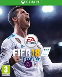 FIFA 18 ِArabic Version Xbox One
