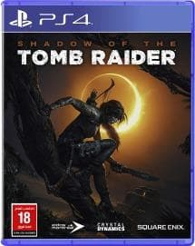 Shadow of the Tomb Raider (PS4)