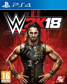 WWE 2K18 PlayStation 4