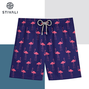 STIVALI Father & Son Matching Swim Trunks Adult Size - XL