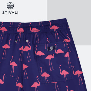 STIVALI Father & Son Matching Swim Trunks Adult Size - L
