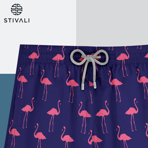 STIVALI Father & Son Matching Swim Trunks Kids Size - 7