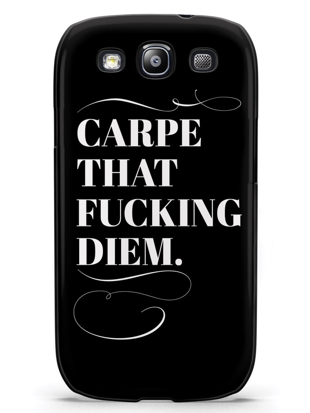 Carpe that Fucking Diem Funny Humor Case