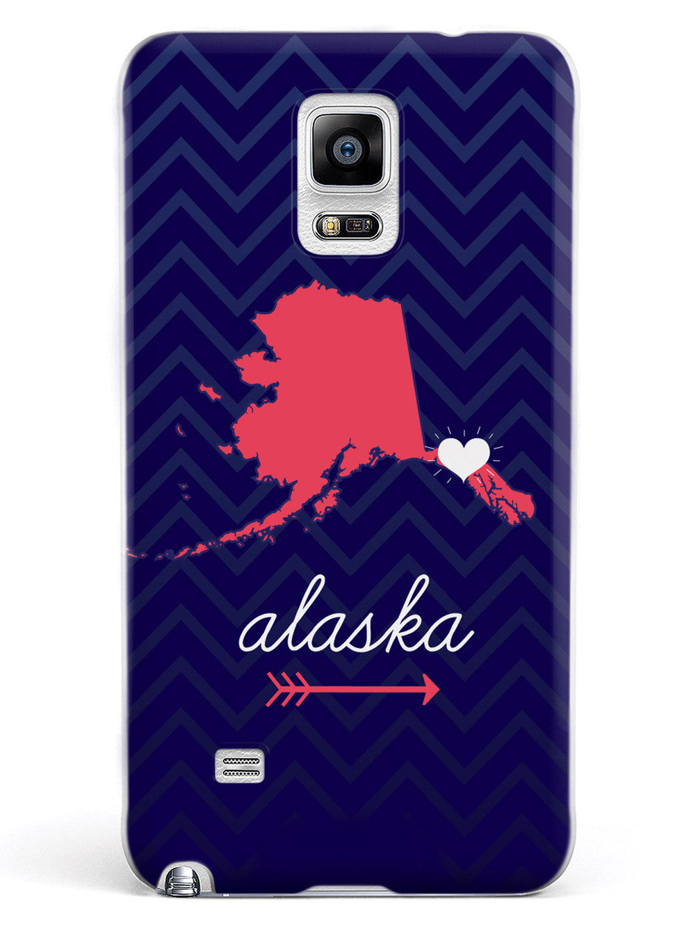 Alaska Chevron Pattern State Case