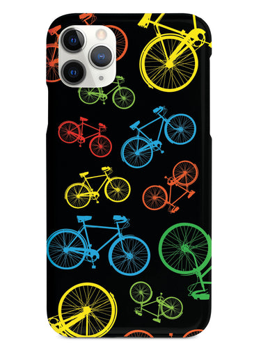 Bicycle Pattern Bikers Case