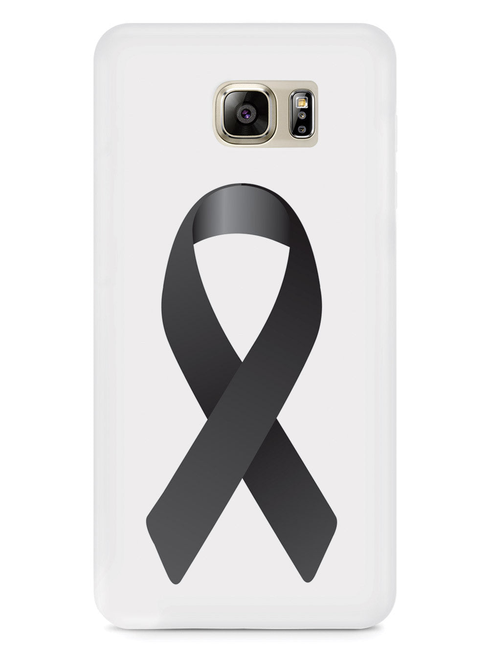 Black Ribbon Awareness Case