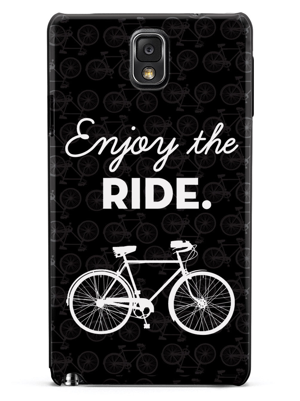 Enjoy The Ride Bicyclist Case