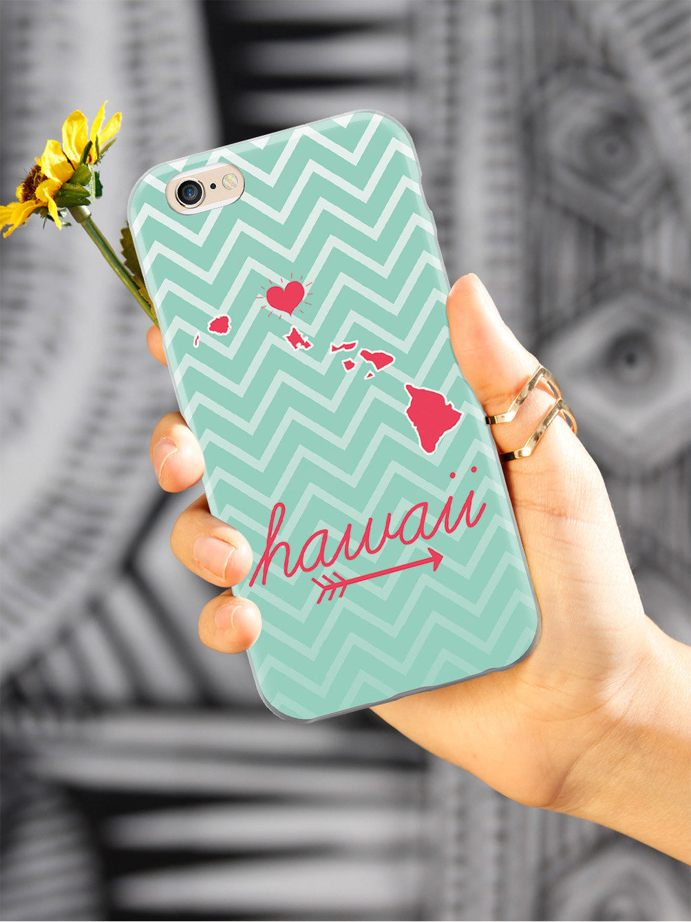 Hawaii Chevron Pattern State Case