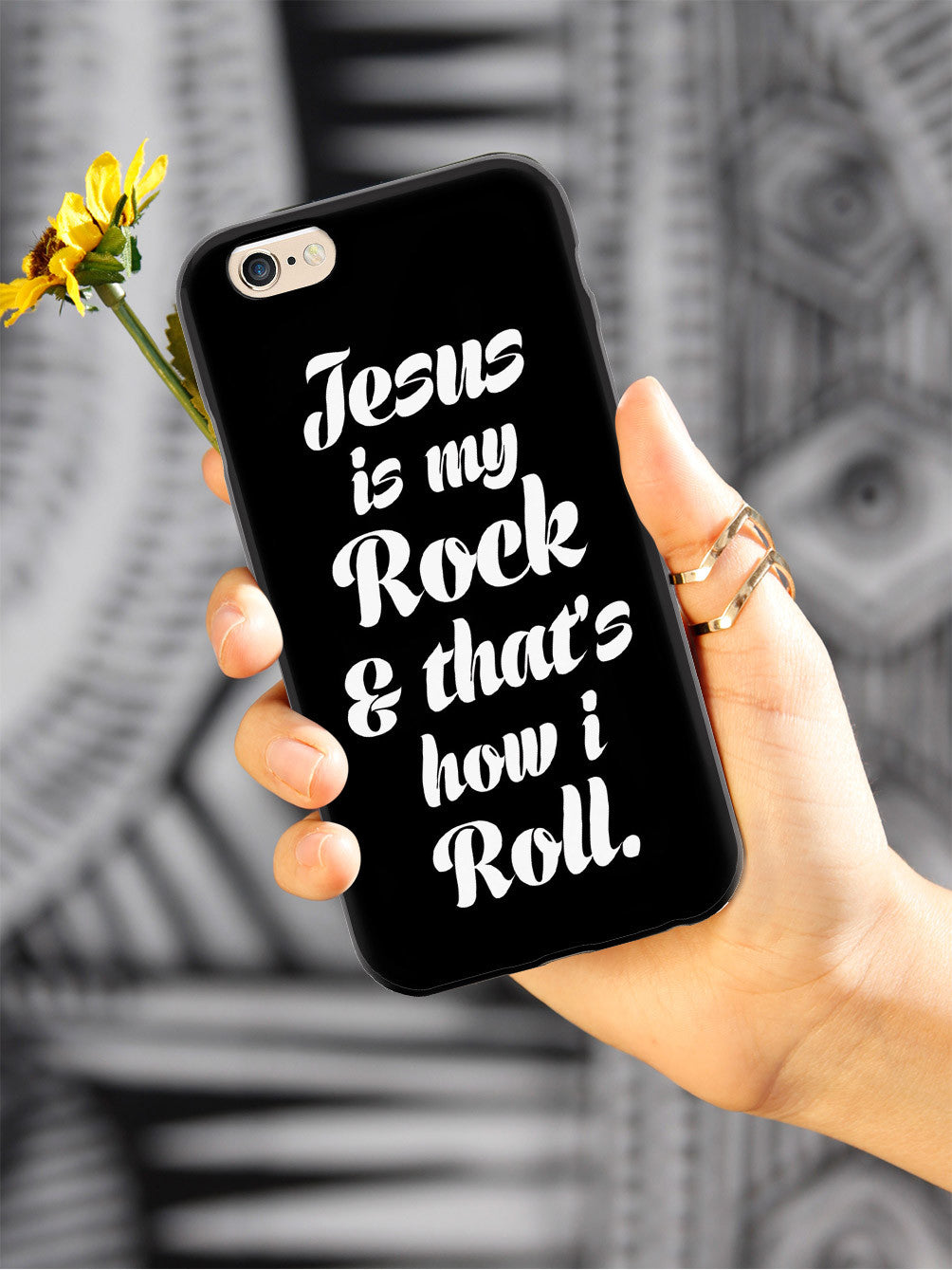 Jesus is My Rock Case