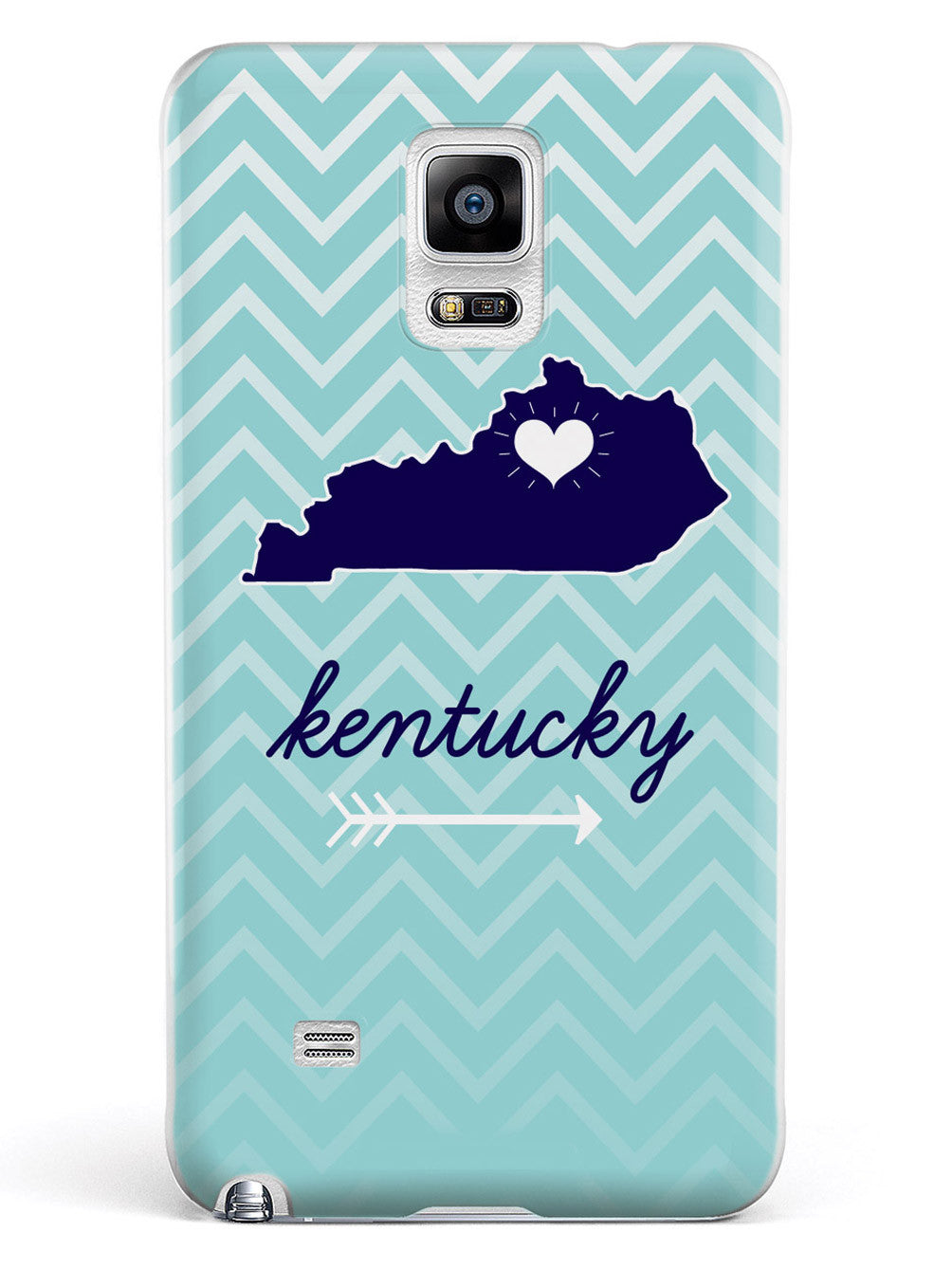 Kentucky Chevron Pattern State Case