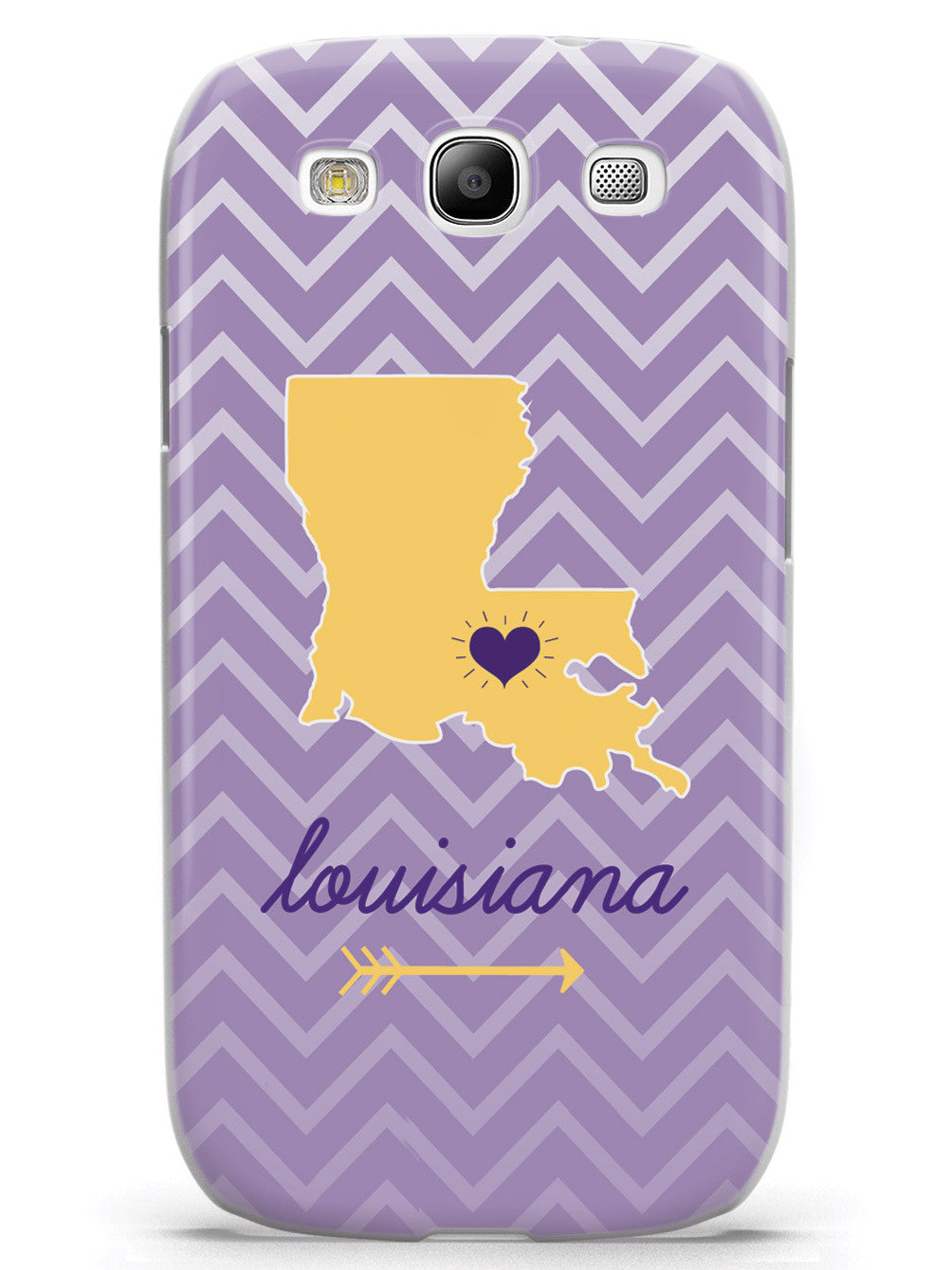 Louisiana Chevron Pattern State Case