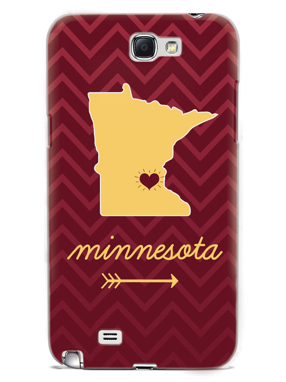 Minnesota Chevron Pattern State Case