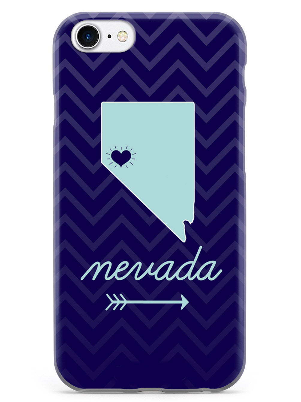 Nevada Chevron Pattern State Case