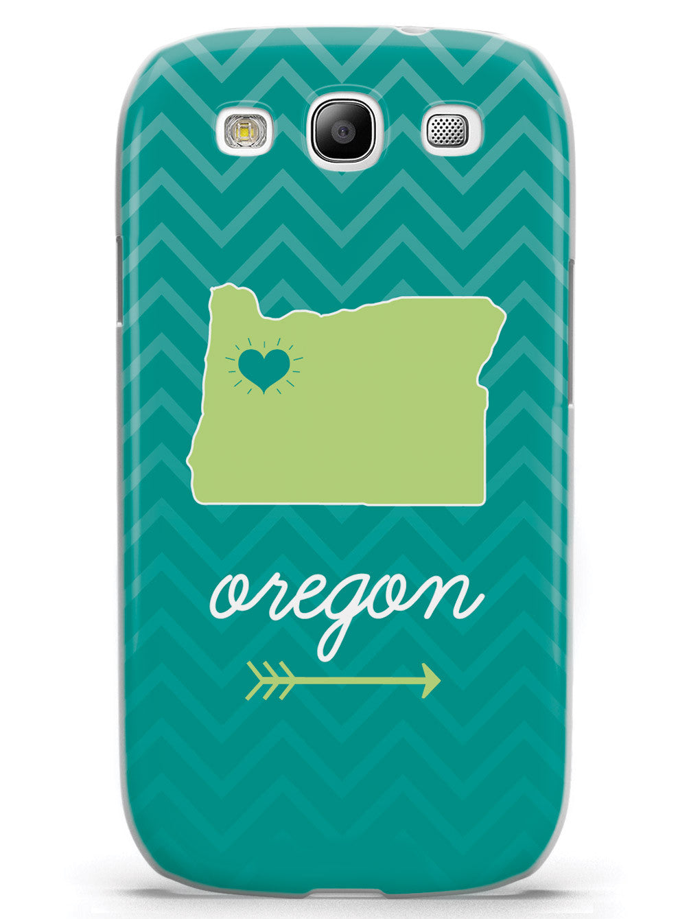 Oregon Chevron Pattern State Case