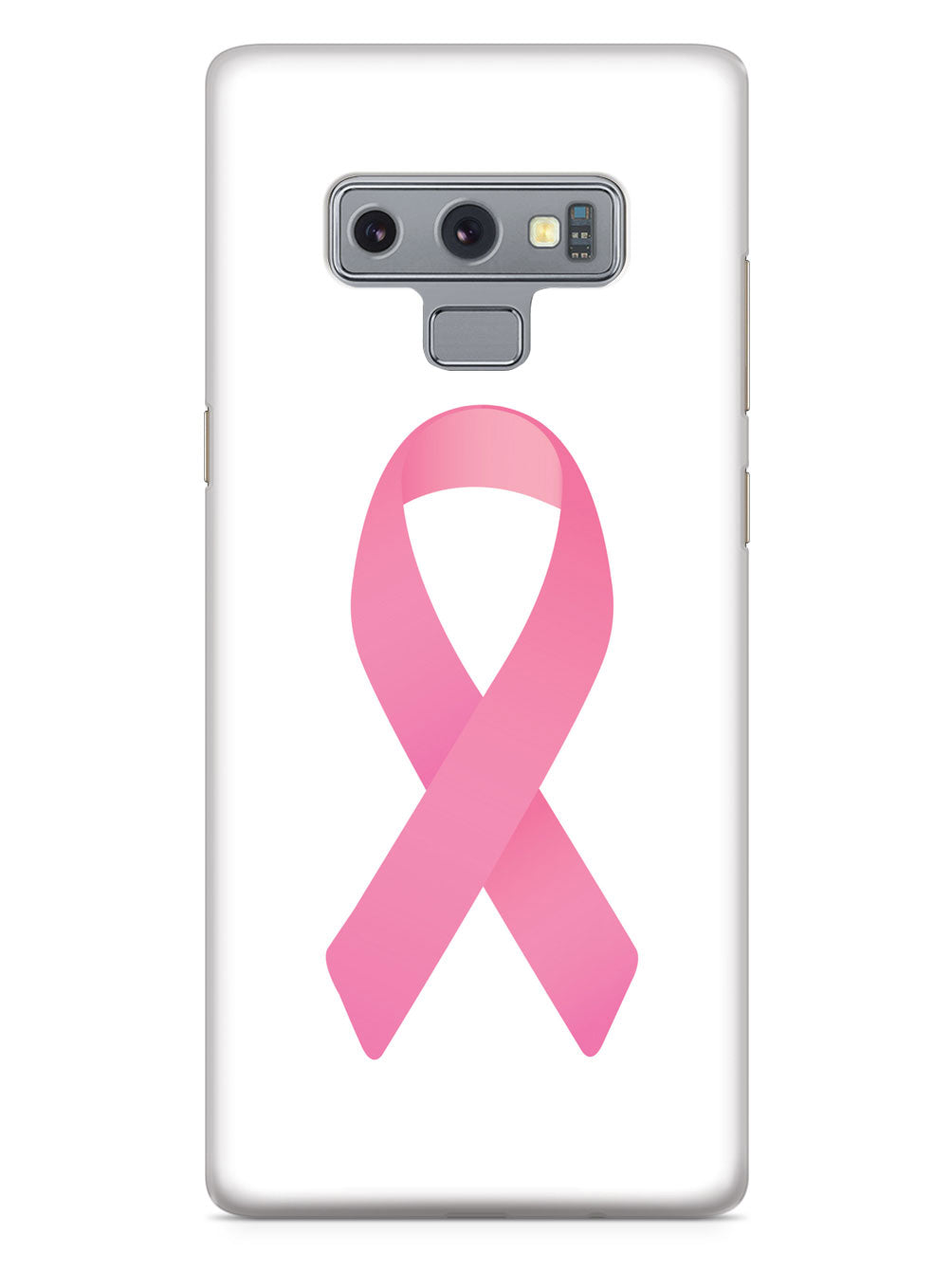 Pink Awareness Ribbon Case