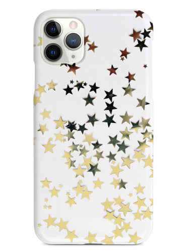 Star Confetti Pattern Case